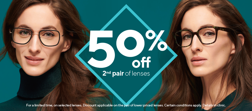 glasses 2 for 1, prescription sunglasses, discount on glasses