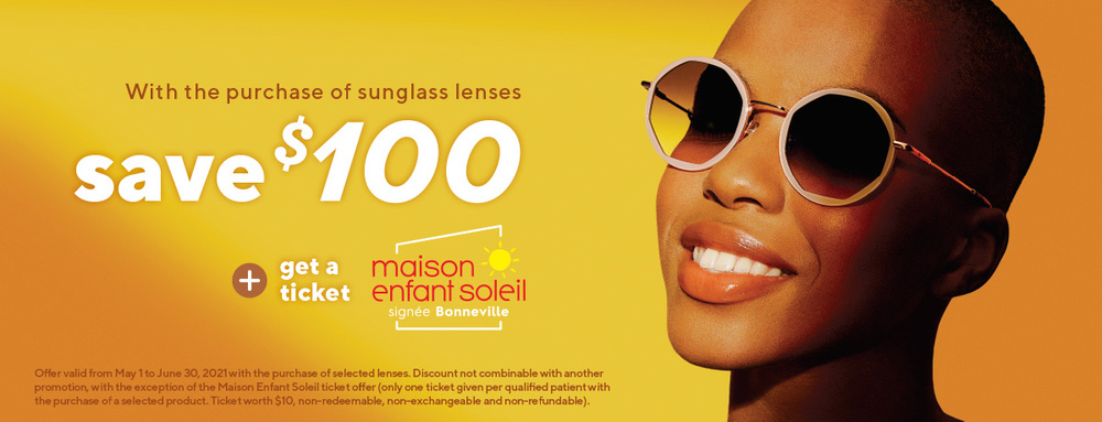 prescription sunglasses promotion